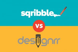 Sqribble Vs Designerr